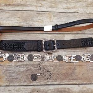 Brighton Leather Belts Ralph Lauren Belt 32 42